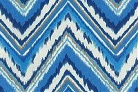 Dena Designs DDO CHEVRON CHARADE SAPPHIRE 900 Contemporary Indoor Outdoor Upholstery Fabric