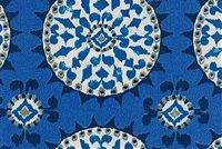 Dena Designs DDO JOHARA SAPPHIRE 900401 Indoor Outdoor Upholstery Fabric