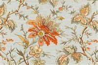 Waverly FELICITE/SD PERSIMMON 679091 Floral Print Fabric