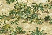 Tommy Bahama Home SCENIC BEAUTY AGATE 801500 Tropical Linen Blend Fabric