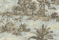 Tommy Bahama Home SCENIC BEAUTY SUNSPLASH 801502 Tropical Linen Blend Fabric