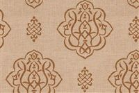 Trend 03368-VY UMBER Linen Blend Fabric