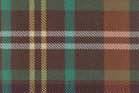 6943312 GLASGOW SPICE Plaid Fabric