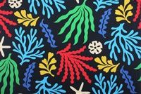 Swavelle Mill Creek BASHOR/FRESCO GALA Tropical Indoor Outdoor Upholstery Fabric