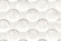 6947312 DOROTHY NATURAL Dot and Polka Dot Jacquard Upholstery Fabric