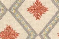 Genevieve Gorder KYSS EMB ADOBO 450141 Lattice Embroidered Fabric