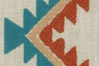 Genevieve Gorder TULUM EMB ADOBO 450151 Southwestern Embroidered Fabric