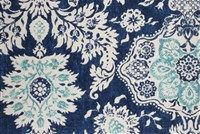 Magnolia Home Fashions BELMONT HARBOR Floral Print Fabric