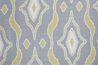 Magnolia Home Fashions MAX CITRUS Diamond Linen Blend Upholstery And Drapery Fabric