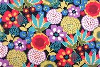 Swavelle Mill Creek DARNAY/FRANCO ECLIPSE Floral Indoor Outdoor Upholstery Fabric