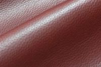 Carroll Leather RUMOR ALPINE WHISKEY Furniture Genuine Leather Hide Upholstery