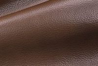 Carroll Leather RUMOR BRAGGIN BROWN Furniture Upholstery Genuine Leather Hide