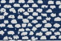 Bella-Dura CONGA INDIGO Solid Color Indoor Outdoor Upholstery Fabric