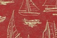 Covington SD-SPINDRIFT 343 LOBSTER Nautical Indoor Outdoor Upholstery Fabric