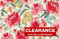 Waverly SPRING FORTH BLOOM 679780 Floral Print Fabric