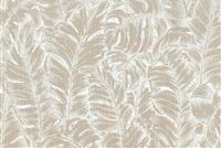 Tommy Bahama Home JUNGLE LOVE-CIRCA PARCHMENT 8017 Floral Linen Blend Upholstery And Drapery Fabric