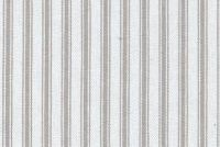 Waverly CLASSIC TICKING NICKLE 654143 Ticking Stripe Print Upholstery And Drapery Fabric