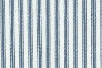 Waverly CLASSIC TICKING NAVY 654142 Ticking Stripe Print Upholstery And Drapery Fabric