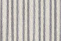 Waverly CLASSIC TICKING GRAPHITE 654141 Ticking Stripe Print Upholstery And Drapery Fabric