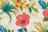Tommy Bahama Home TBO POOL PARTY CAPRI 801631 Floral Indoor Outdoor Upholstery Fabric
