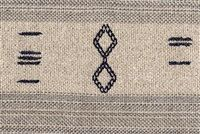 6990511 BRANDING IRON NAVY Southwestern Wool Blend Fabric
