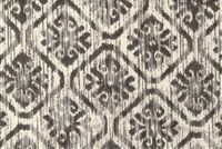 Magnolia Home Fashions TOBA GRAPHITE Ikat Print Upholstery And Drapery Fabric