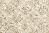 Lacefield Designs SAND DOLLAR SAND Tropical Linen Blend Upholstery And Drapery Fabric