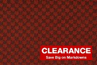 800415 SEAN MANGO Check / Plaid Upholstery Fabric