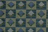 8378317 DOWIS ALOE Diamond Jacquard Fabric
