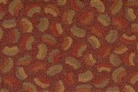 8380411 FREEMAN CHEYENNE RED Crypton Commercial Fabric