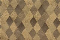 8381311 BLACKMAN AUTUMN GOLD Diamond Jacquard Fabric