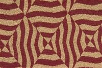 8381513 BEAUMONT SALSA Diamond Jacquard Upholstery Fabric