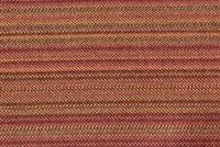 8381715 FRAZIER BURNT CLAY Stripe Jacquard Upholstery Fabric