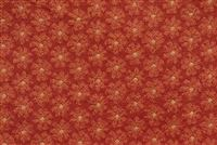 8382111 KROY MELON Floral Jacquard Upholstery Fabric