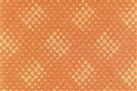 8385211 CORBIN ORANGE BEDDER Crypton Commercial Fabric