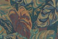 9056311 HANSON FROSTED BLUE Floral Tapestry Fabric