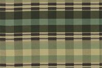 9064112 MITCHELL PALM LEAF Plaid Crypton Commercial Upholstery Fabric