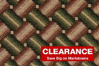 9338514 BRONZE Lattice Tapestry Upholstery Fabric