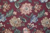 9357713 RED RICH Tapestry Upholstery Fabric