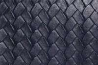 SSR18 Nassimi SYMPHONY SAN REMO PRUSSIAN BLUE Faux Leather Upholstery Vinyl Fabric